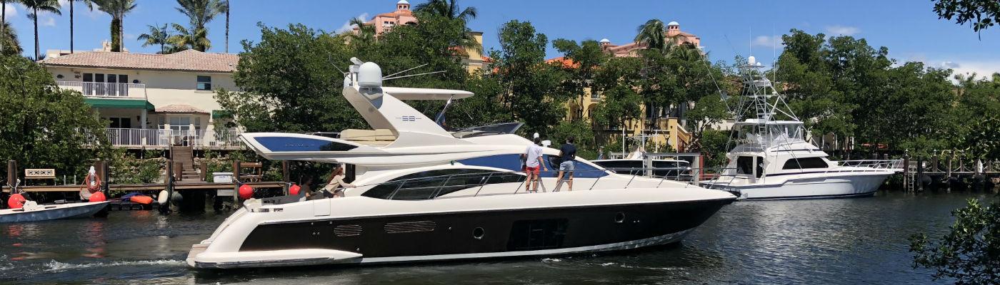 Yacht Cruising